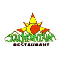 soul mountain restaurant logo