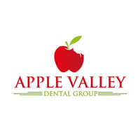 apple valley dental group logo
