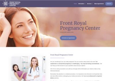 Front Royal Pregnancy